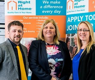 Homecare service launched in Swansea with HSBC finance package
