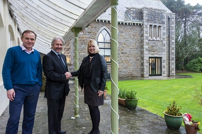 Expansion of Hayle specialist care home officially opened by George Eustice MP