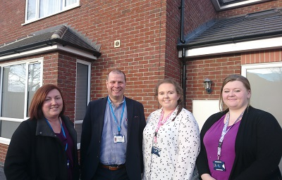 Pioneering therapy services celebrate third anniversary